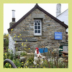 holiday cottages Land's End Cornwall